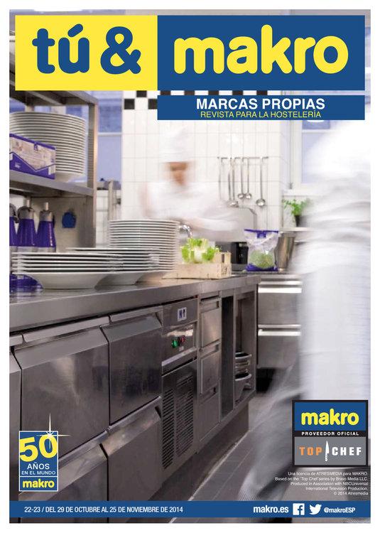 Ofertas de Makro, Ofertas Restauria Península