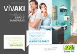 Ofertas de Aki, Muebles de baño y mamparas