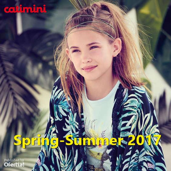 Ofertas de Catimini, Spring Summer 2017