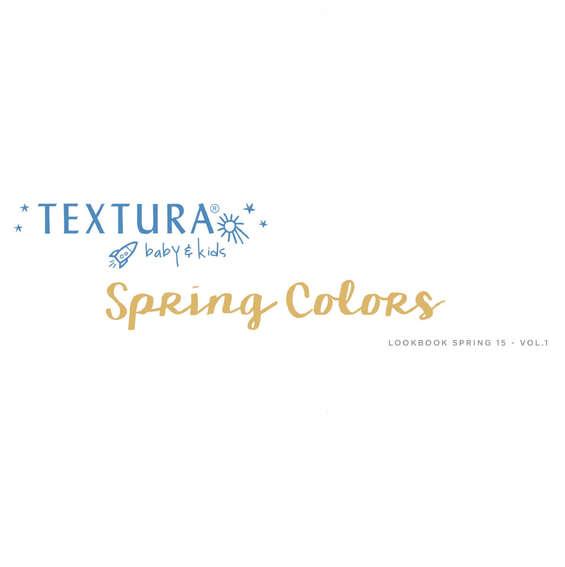 Ofertas de Textura, Lookbook spring baby kids 2015