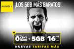 Ofertas de MásMóvil, ¡Los 50GB más baratos!
