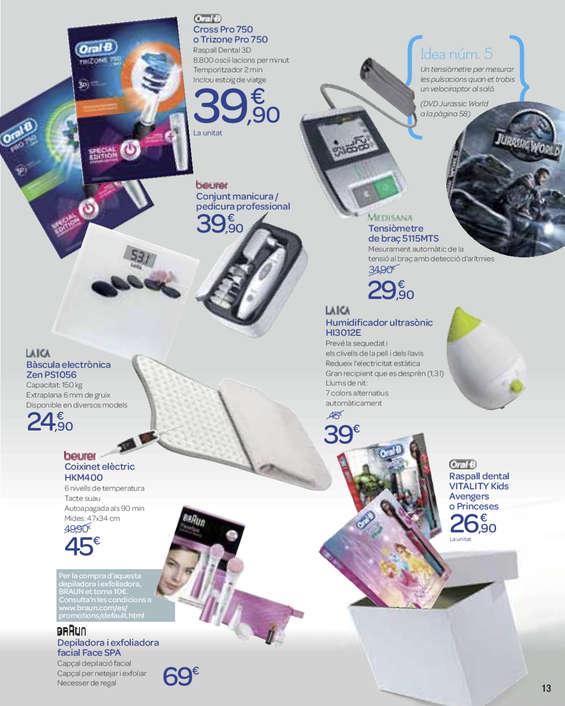 Ofertas de Carrefour, Et regalem idees per Navidear