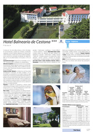 Balnearios y Spas 2015