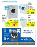 Ofertas de Carrefour, Deixa'ns compartir la teva passió