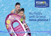 Viu l'estiu amb la teva nova piscina
