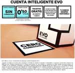 Ofertas de Evo Banco, Cuenta inteligente
