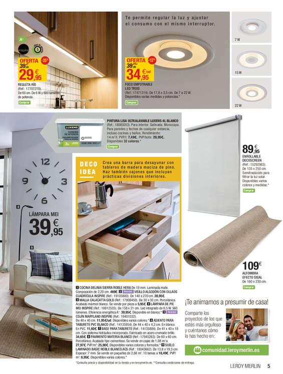 Comprar muebles de cocina barato en barcelona ofertia - Ofertas leroy merlin valencia ...