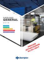 Ofertas de Distriplac, Catálogo General