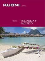 Ofertas de Kuoni, Folleto Polinesia 2016-2017