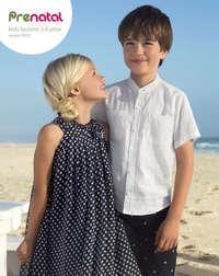 Kids fashion 3-8 años. Verano 2015