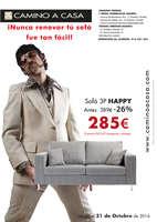 Ofertas de Camino A Casa, ¡Nunca renovar tu sofá fue tan fácil!