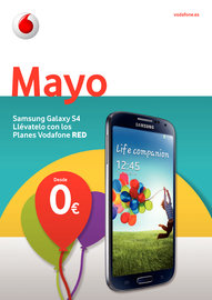 Vodafone: Mayo