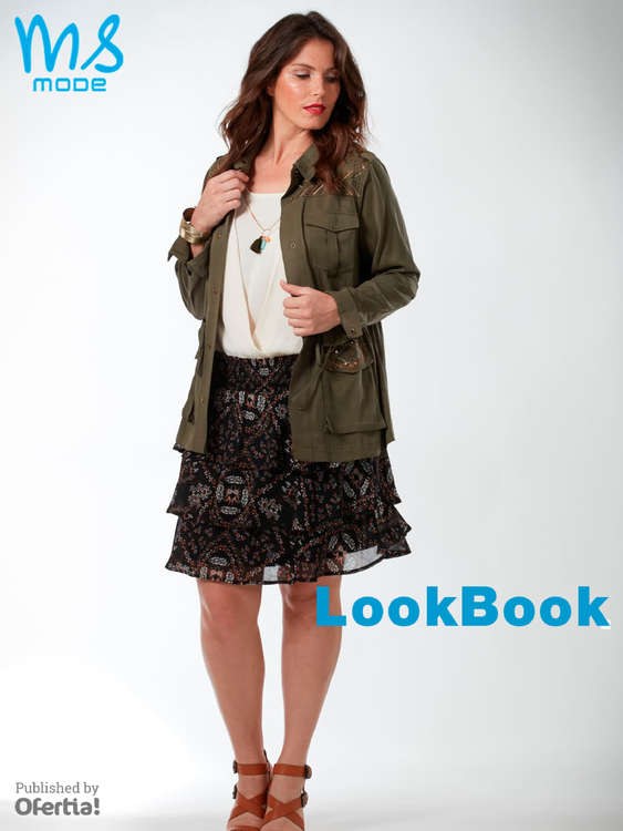 Ofertas de MS Mode, Ms mode Lookbook