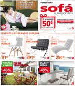 Ofertas de Muebles La Fábrica, Semana del sofá
