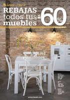 Ofertas de Banak Importa, Rebajas todos tus muebles al -60% - Albacete