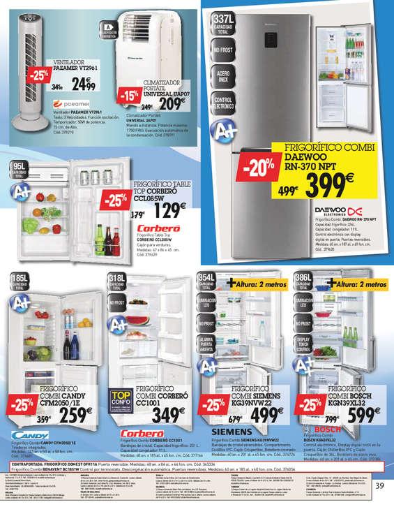 Comprar frigorifico combi barato en logro o ofertia - Muebles baratos logrono ...