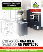 Ofertas de Leroy Merlin, Abrimos una nueva tienda en Madrid