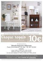 Ofertas de Banak Importa, Renovación de tienda - Albacete