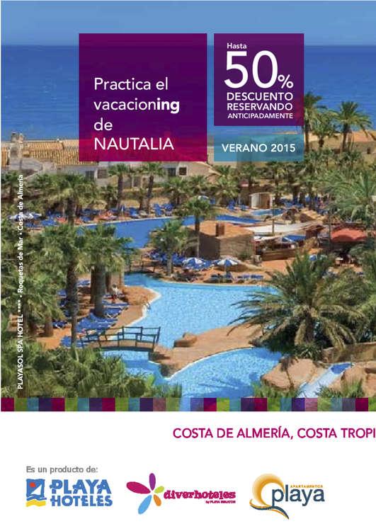 Ofertas de Nautalia, Practica el Vacacioning de Nautalia