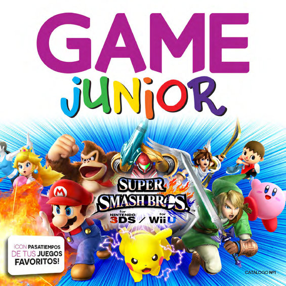 Ofertas de GAME, Game Junior