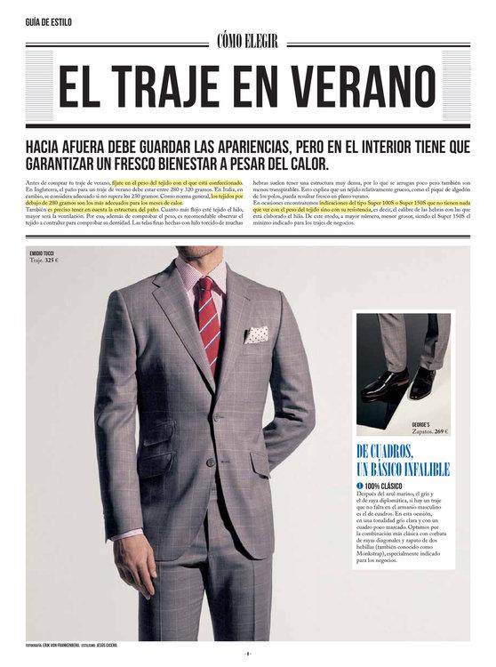 Ofertas de El Corte Inglés, Novedades hombre
