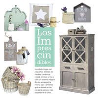 Let's be rustic chic