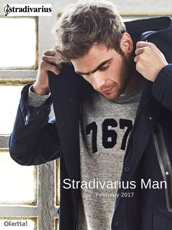 Ofertas de Stradivarius, Stradivarius Man - February 2017