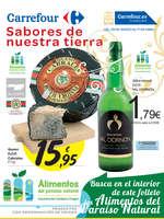 Ofertas de Carrefour, Sabores de nuestra tierra
