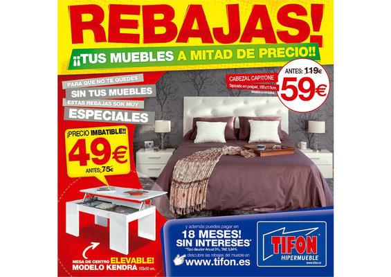 Tif n hipermueble sevilla avenida de andaluc a 205 - Conforama sevilla catalogo ...