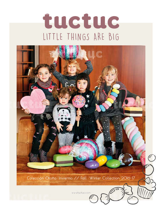 Ofertas de Tuc Tuc, Little things are big