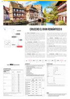 Ofertas de Halcón Viajes, Cruceros fluviales