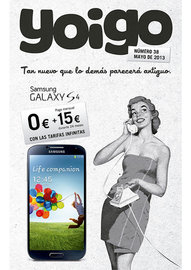 Yoigo: Revista mayo