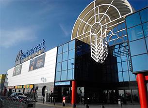 Centro Comercial Montserrat Centre