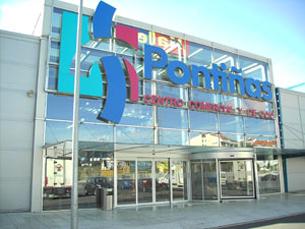 Centro Comercial Pontiñas
