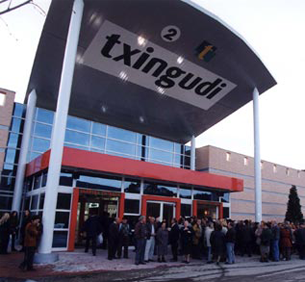 Centro Comercial Txingudi