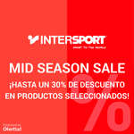 Ofertas de Intersport, Mid Season Sale