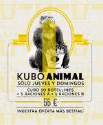 Ofertas de Kubo King, Ofertas especiales