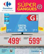 Ofertas de Carrefour, Super Gangues