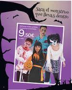 Ofertas de Carrefour, Halloween