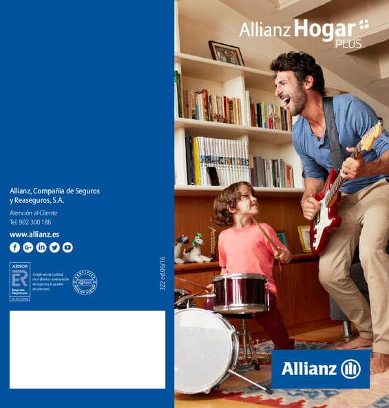 Ofertas de Allianz, Seguros de Hogar