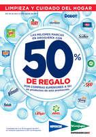 Ofertas de El Corte Inglés, 50% de regalo