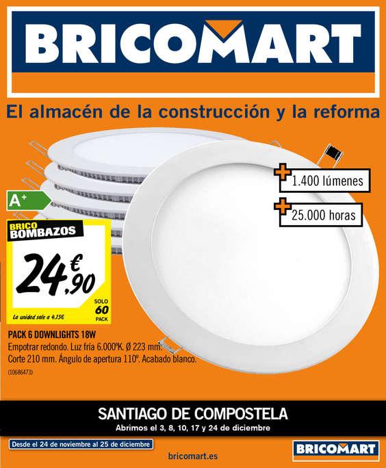 Bricomart santiago de compostela ofertas cat logo y folletos ofertia - Pellets bricomart ...