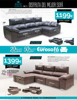 Ofertas de Eurosofá, Keep calm and disfruta del mejor sofá