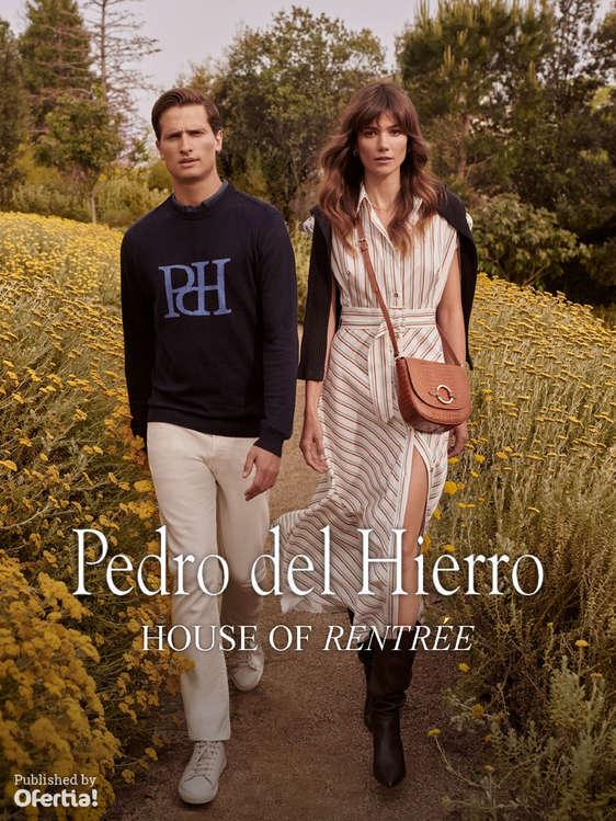 Ofertas de Pedro del Hierro, House of rentrée
