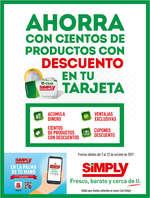 Ofertas de Simply, Ahorra con cientos de productos