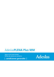 Adeslas Plena Plus MM