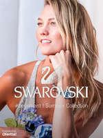 Ofertas de Swarovski, #bebrilliant. Summer Collection