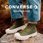 Ofertas de Converse, Mountain Club
