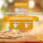 Ofertas de Domino's Pizza, ¡Por fin! La pizza como tú querías