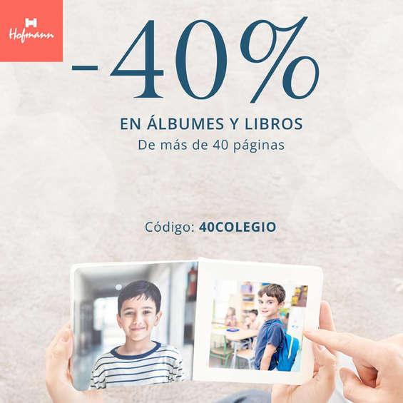 Ofertas de Tien21, -40% en albumes